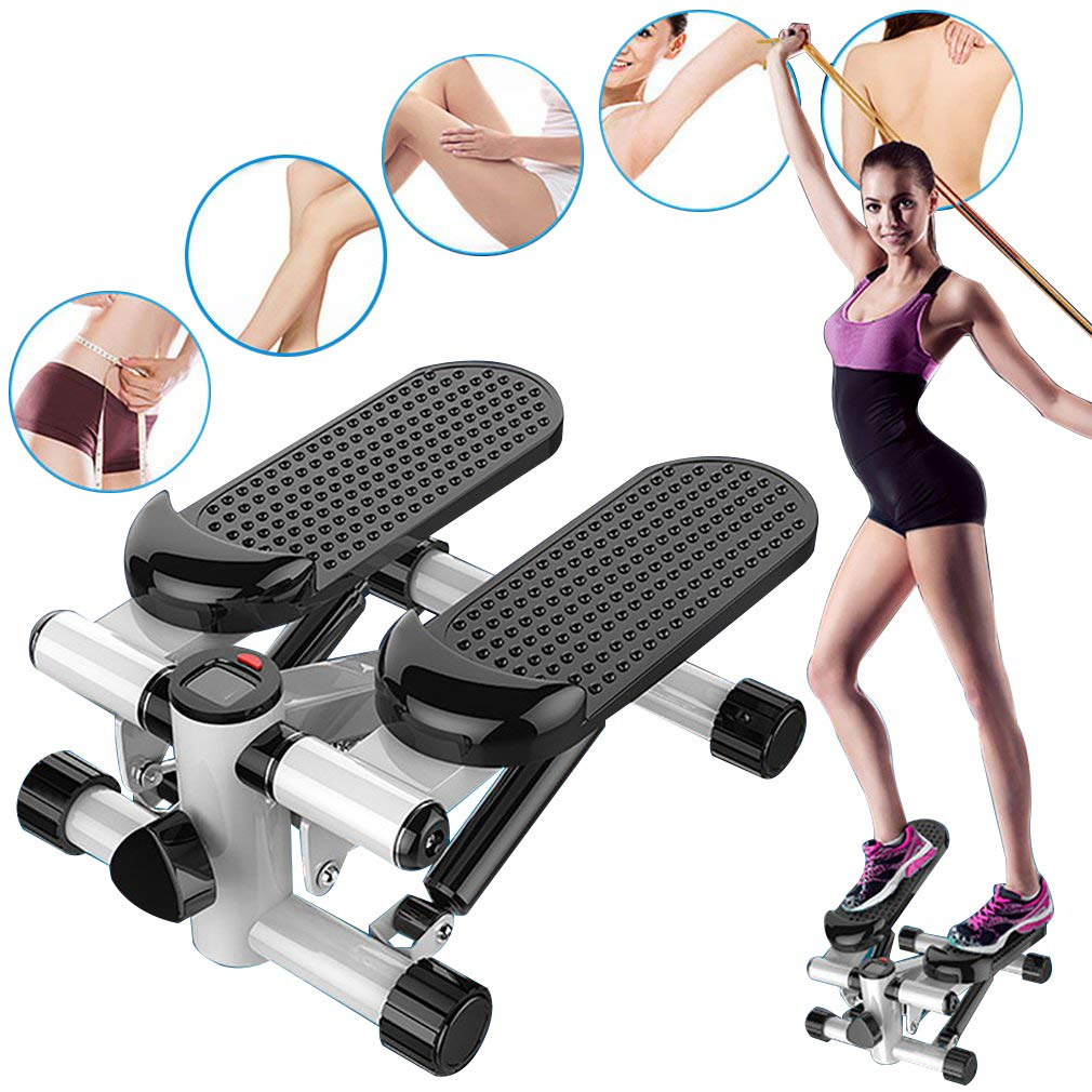 HappGrand Air Stepper Climber Exercise Fitness Thigh Machine for Home Workout Gym by HappGrand