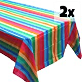 Fiesta Tablecovers (2), Fiesta Party Supplies, Fiesta Party Decorations