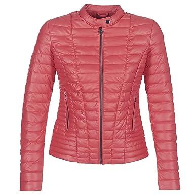 Guess - Abrigo - para Mujer Rojo XS