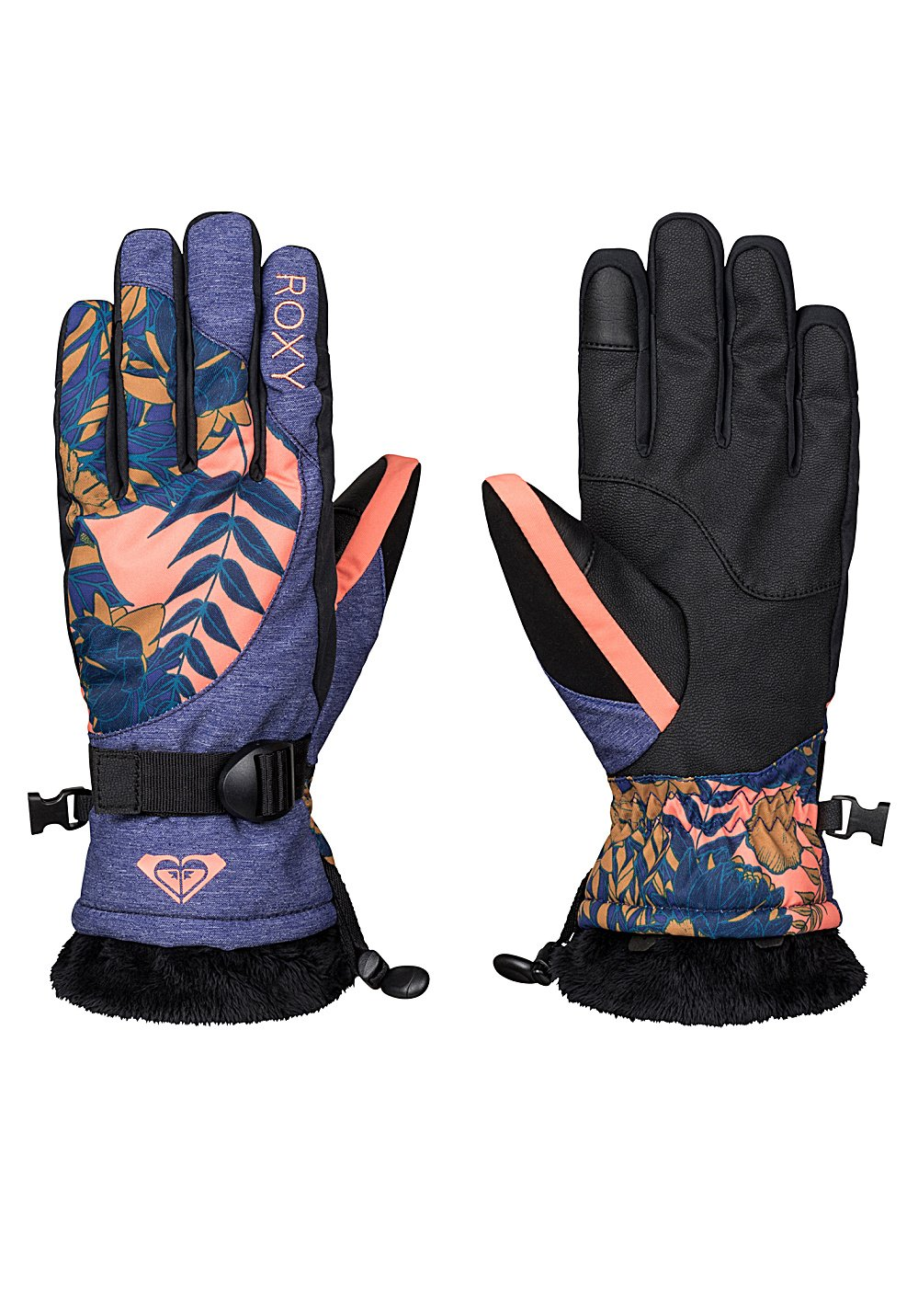 Roxy Damen Gloves MERRY GO J