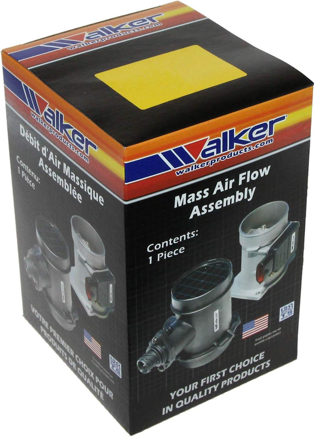 Sensor Assembly Walker Products 245-1338 Mass Air Flow MAF