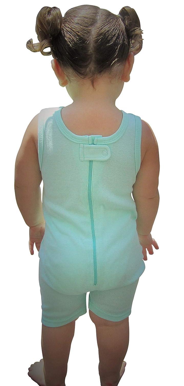 2de564d30fe2 Amazon.com  Naked No More One Piece Unisex Back Zip Bodysuit Escape Proof  Romper  Clothing