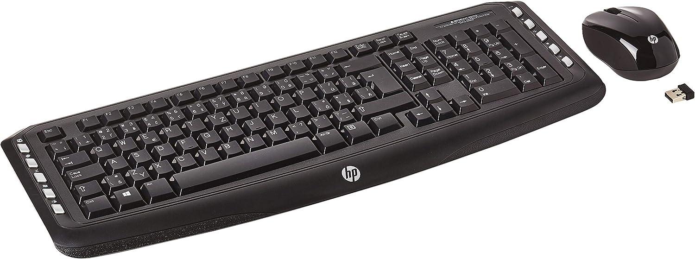 HP Wless Classic Desktop//Garf