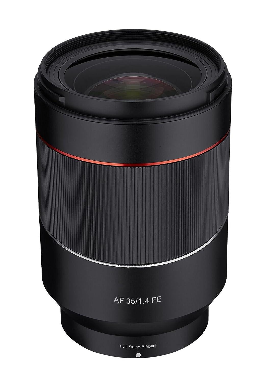 Sony E Mount Full Frame Lenses >> Amazon Com Rokinon Af 35mm F 1 4 Auto Focus Wide Angle Full Frame