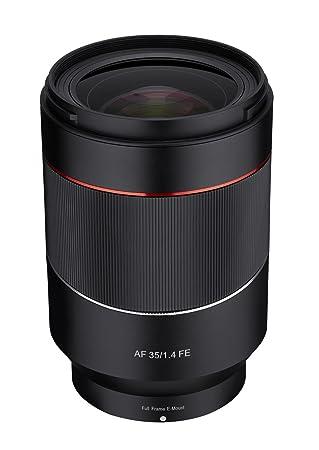 Rokinon AF 35 mm f/1,4 gran angular de enfoque automático Full Frame ...