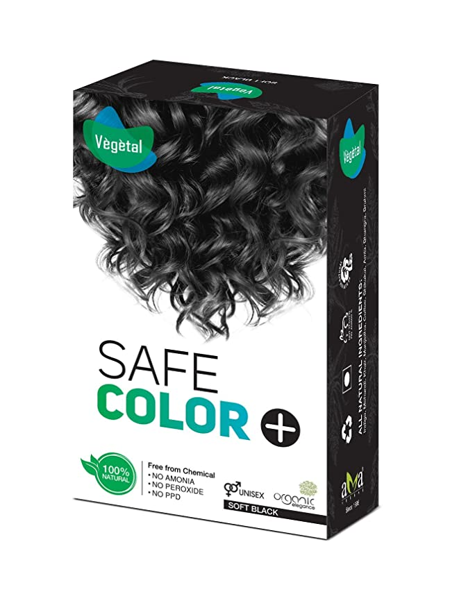 Buy Vegetal Safe Color Natural Hair Colour No Ppd No Ammonia