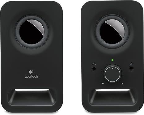Logitech Z150 Sistema de Altavoces Compacto, Entrada Audio 3.5mm ...
