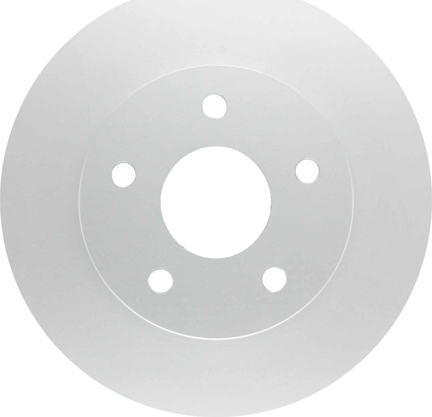 Bosch 16010140 QuietCast Premium Disc Brake Rotor For 1999-2004 Jeep Grand Cherokee; Front