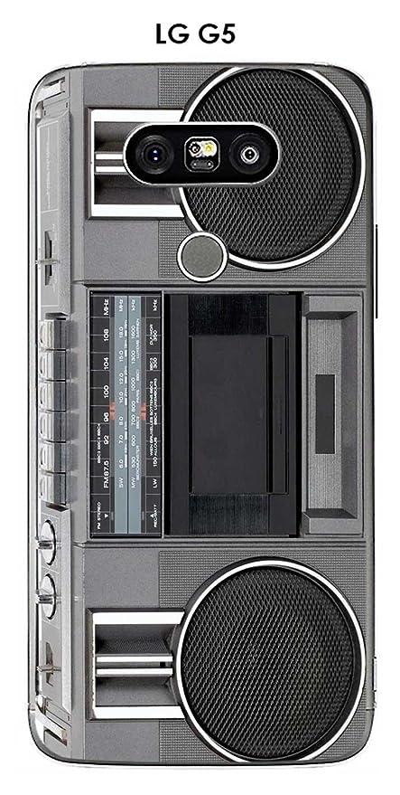 Onozo Carcasa LG G5 Design ghetto-blaster: Amazon.es ...