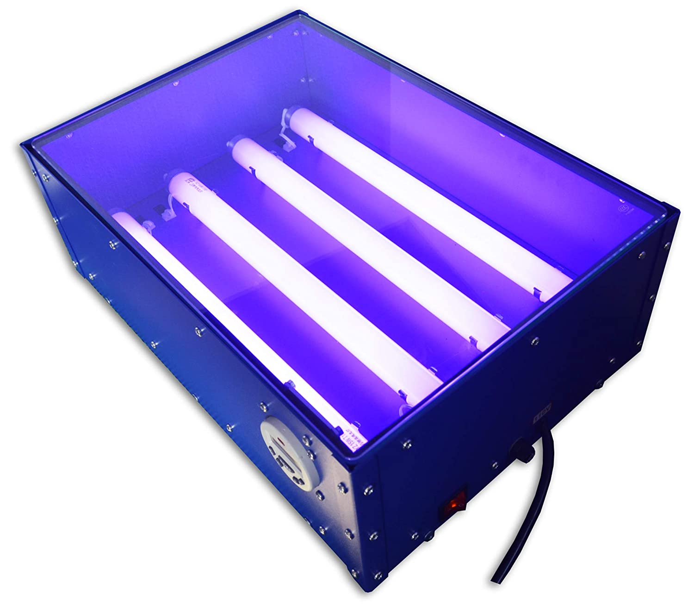 INTBUYING UV Exposure Unit for Silk Screen Printing Light Box 20x24 Inches 110V