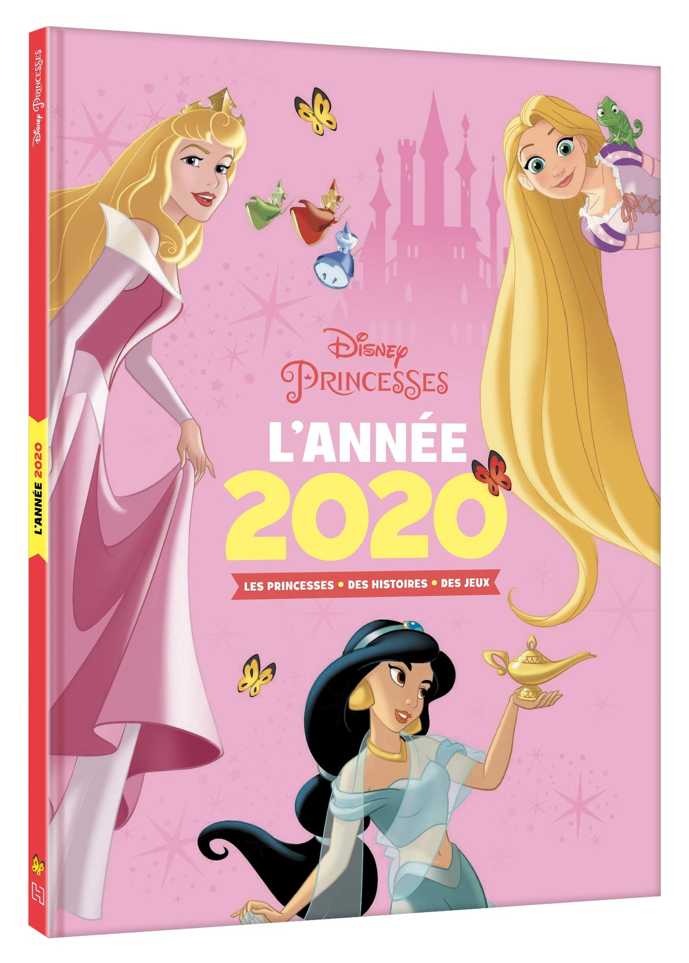 Disney Princesses L Annee 2020 Annuels French Edition