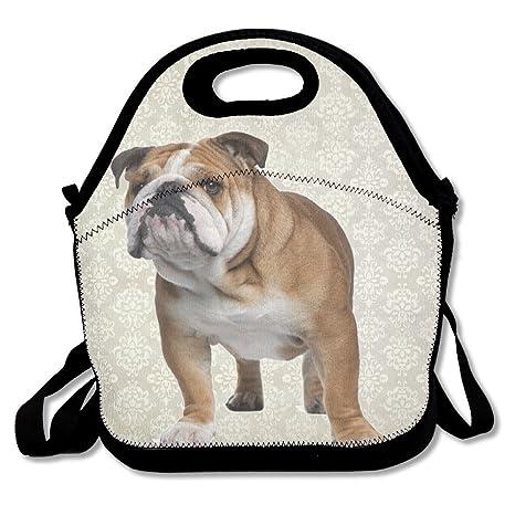 Amazon.com: Juchen english-bulldog multifuncional bolsa de ...