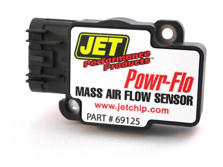 JET 69125 Powr-Flo Mass Air Sensor