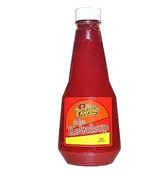 Campero Ketchup 14 oz - Salsa De Tomate
