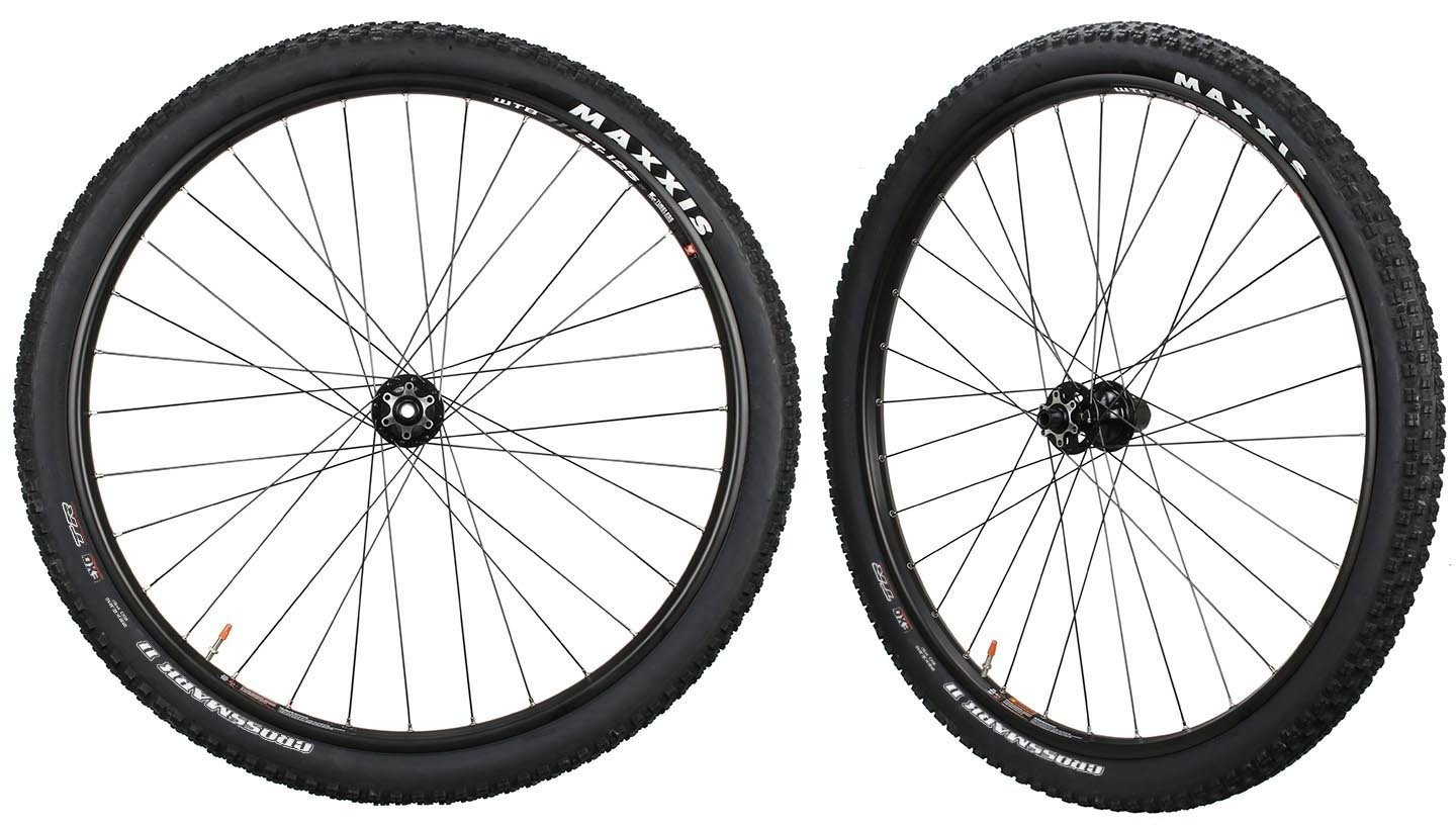 WTB Mountain Bike Bicycle Tubeless 29er Wheelset + Tires 15mm Front 12mm Rear 11s