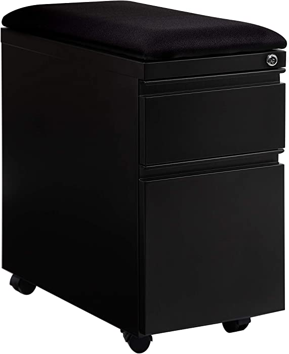 Seville Classics Cabinet Storage, 12