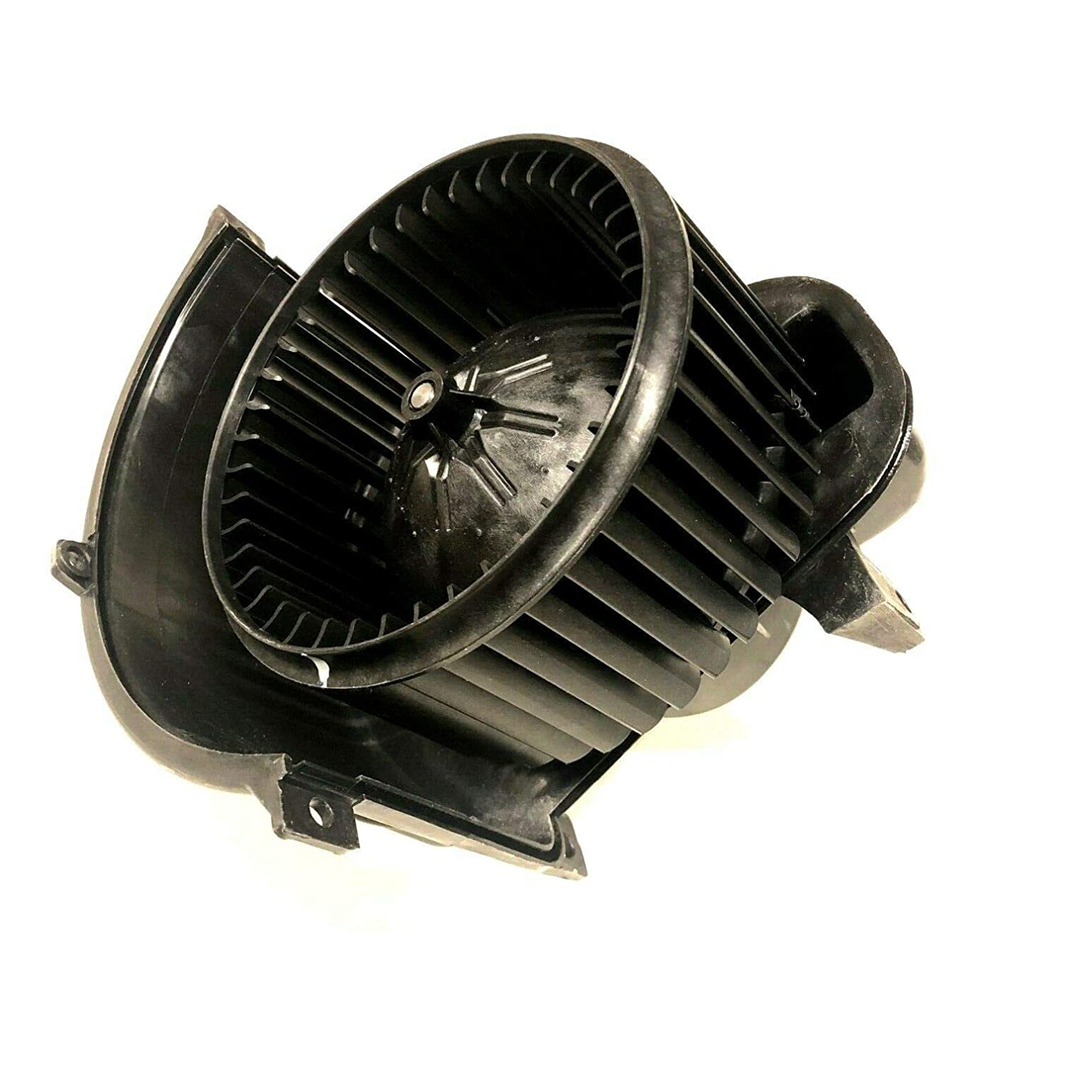 Front Heater & A/C Blower Motor with Cage for VW Touareg Porsche Cayenne Audi Q7