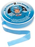 Mill-Rose 70885 Blue Monster PTFE Pipe Thread Sealant Tape, 1/2-Inch x 1429-Inches, Blue