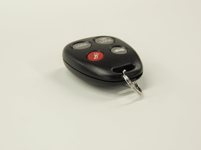 1997-2000 Chevrolet Corvette Genuine GM OEM Key FOB Transmitter Unbranded LYSB00FM67O06-ELECTRNCS