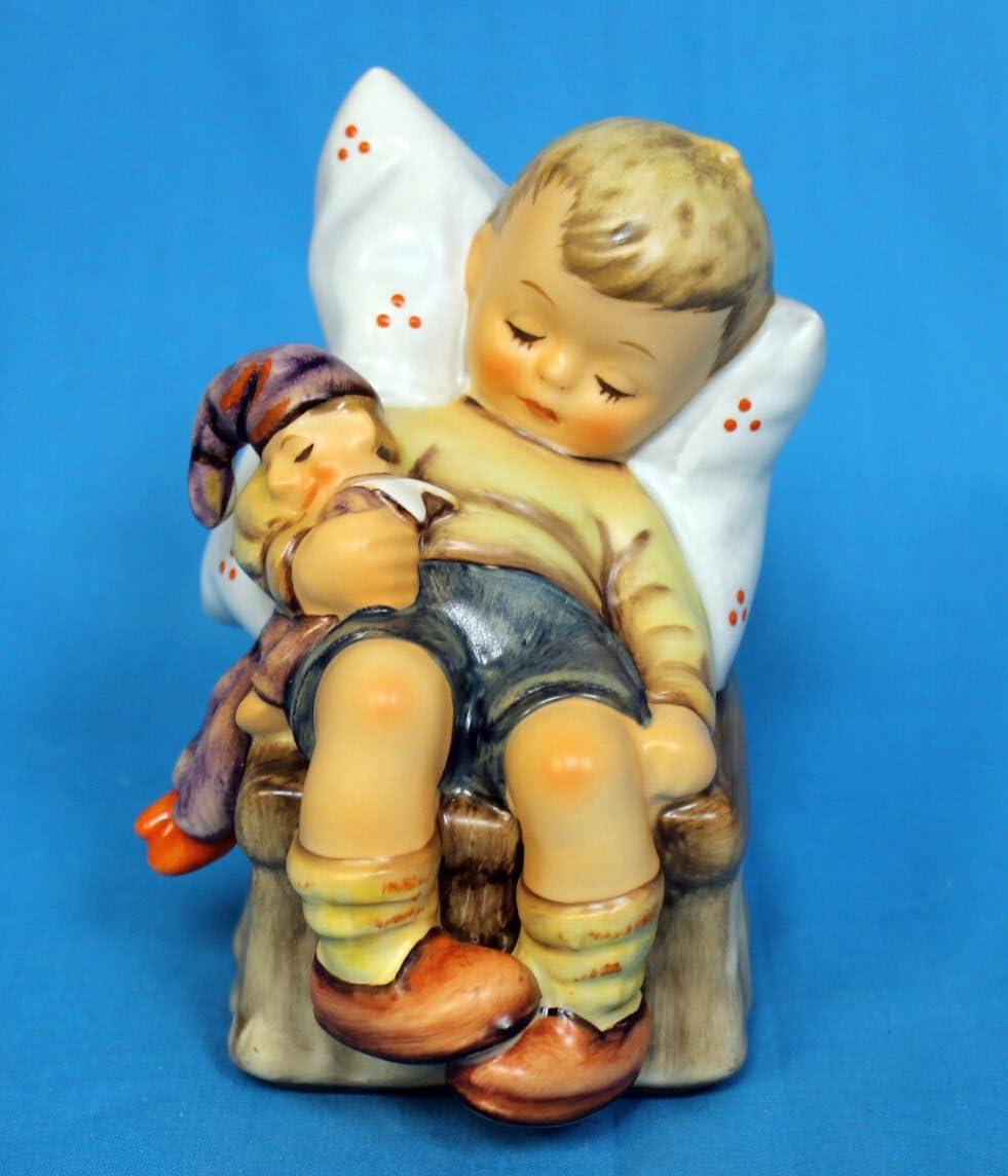 Hummel figurine Just Dozing, original MI Hummel Collection, gift-boxed