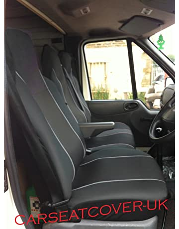 FORD TOURNEO CONNECT GRAND 7 SEATS 2013 ONWARDS ECO LEATHER TAILORED SEAT COVERS