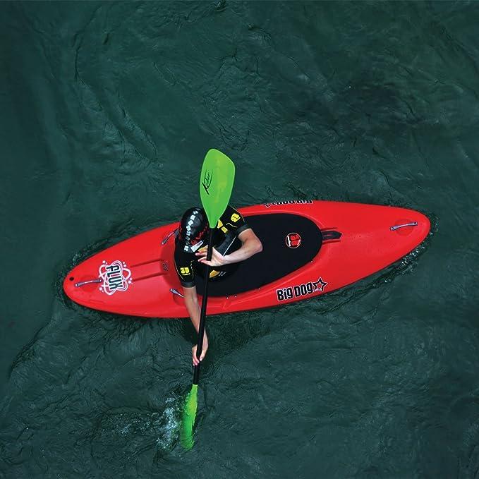 Palm Kayak o Kayak Unisex Roanoke Combi Day Tour Spraydeck Jet Grey Impermeable y Transpirable