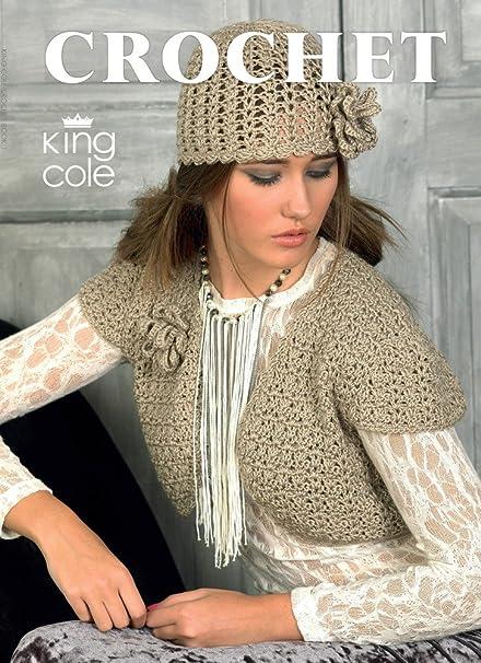 Amazon.com: King Cole Womens Crochet Book 13 Ladies Crochet Patterns