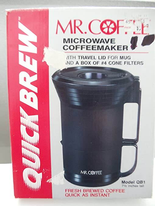 Amazon.com: Señor Café Quick Brew Coffee Maker [de ...