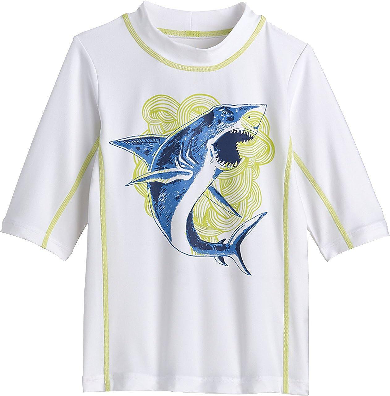 Coolibar UPF 50+ Kids' Surf Shirt - Sun Protective