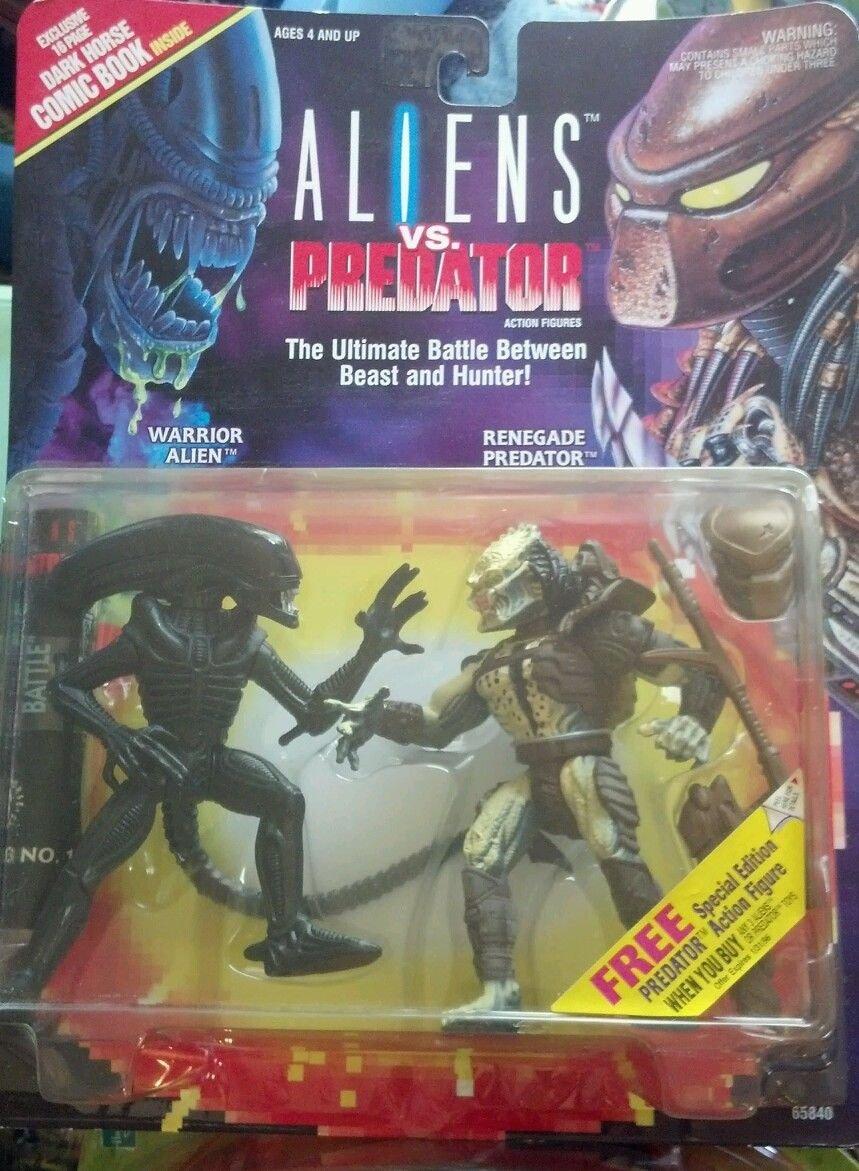 mejor reputación Aliens Aliens Aliens VS Predator Deluxe Action Figure Set by Unknown  autorización oficial