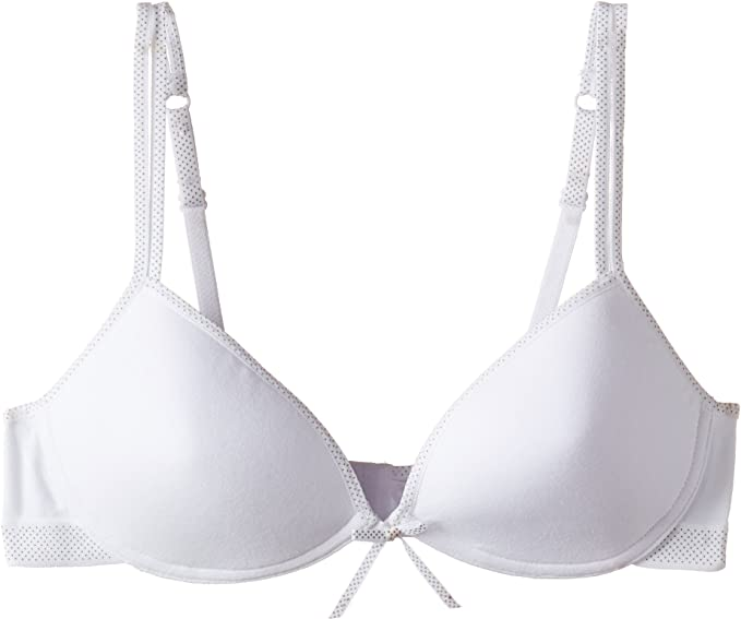 Boobs & Bloomers 7.004 Basic Padded Bra - Anny - Sujetador Copa Foam con Aros para
