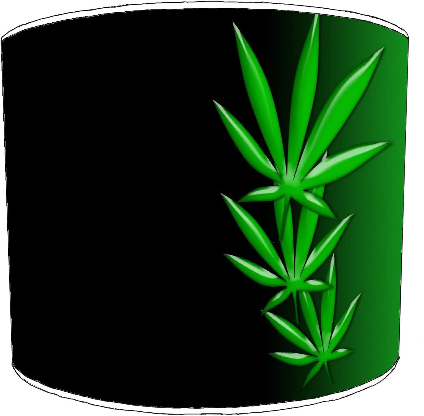 Premier Lighting 12 Inch Ceiling Marijuana Weed lampshades12