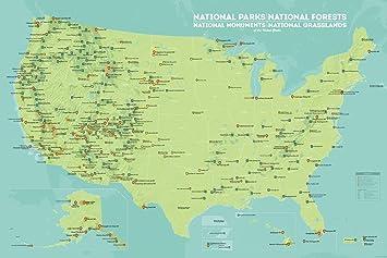 Free Download Arizona National Park Maps