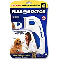 Unique Sellar Flea Doctor Flea Comb Electric Comb for Pets, Dogs, Cats | Without Pesticides
