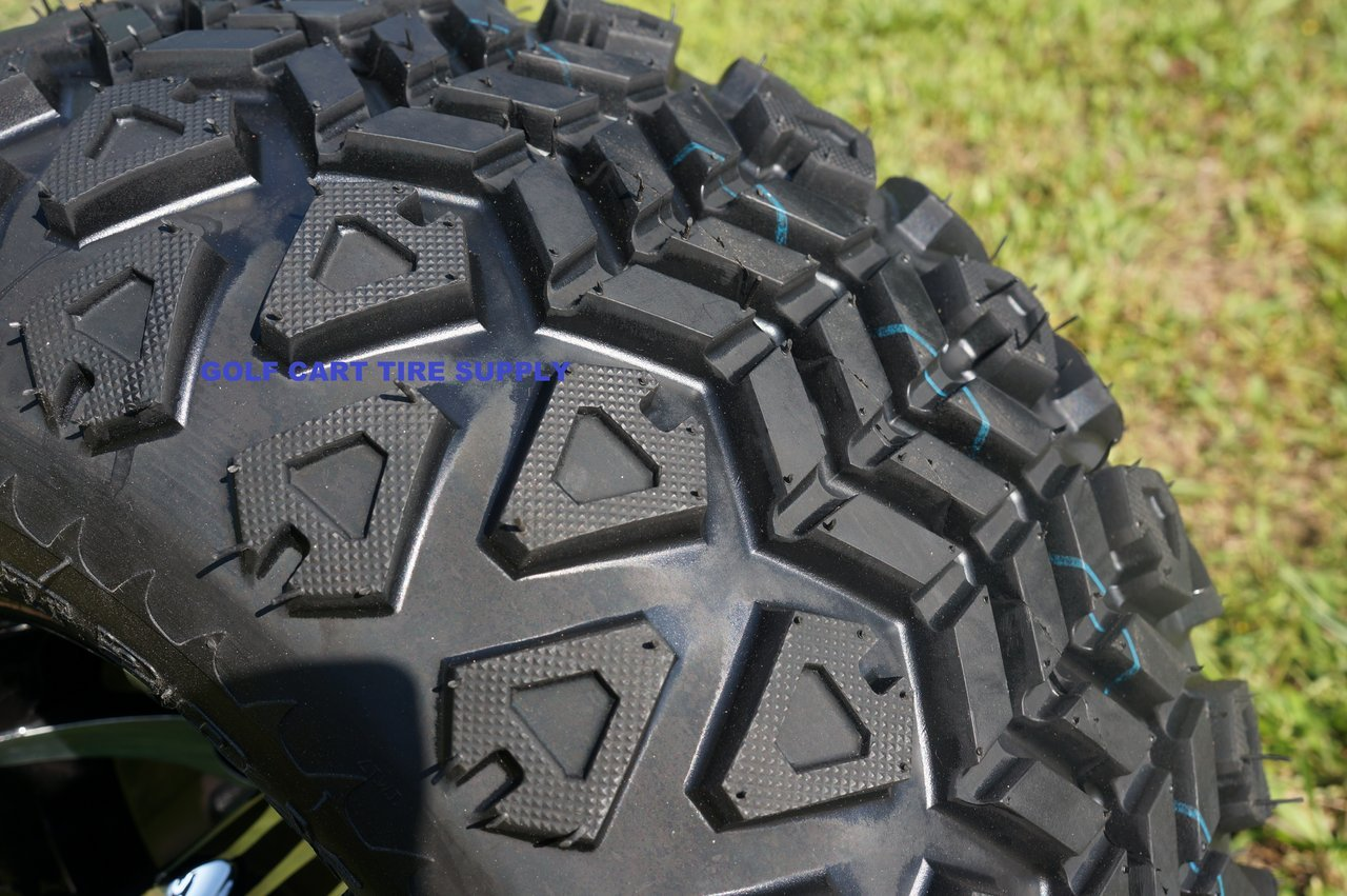20x10-10 All Terrain Golf Cart Tires - DOT Approved by Wanda (Image #2)