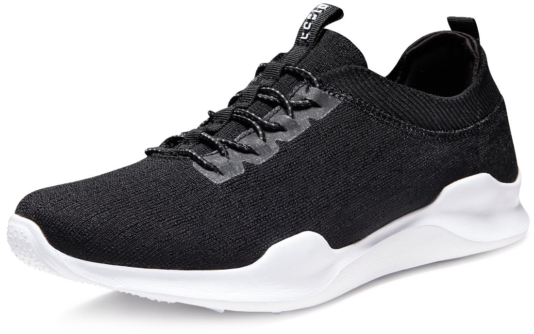 TSLA Men s Boost Running Walking Sneakers Performance Shoes