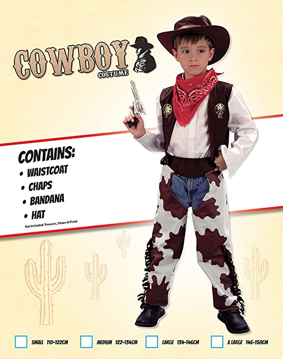 8c9fce22f1 California Costumes Niño salvaje oeste rodeo cowboy Sheriff disfraz  sombrero  Amazon.es  Juguetes y juegos