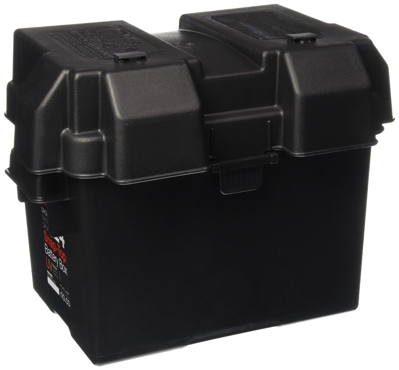 NOCO 300BK - Noco Company Battery Box Snap Top Group24 HM300BK 11 ' X 7 7/8 W X 10 3/4 H THE NOCO COMPANY
