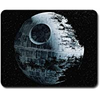 MOUSE PAD GAMER ESTRELLA DE LA MUERTE STAR WARS, 27 x 21 cm, BASE ANTIDESLIZANTE, SUPERFICIE DE PRECISIÓN OPTIMA