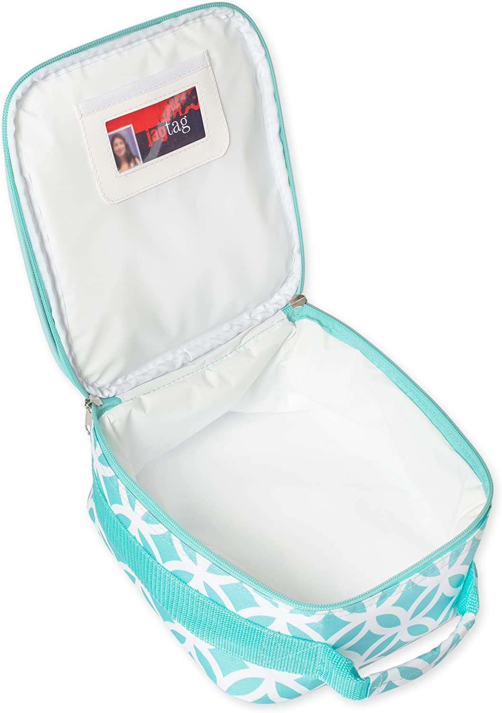 Bloom Reinforced Design Water Resistant Backpack and Lunch Bag Set