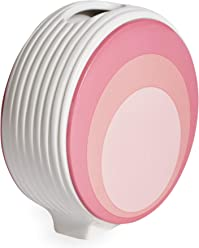Now House by Jonathan Adler Chroma Circle Vase, Pink