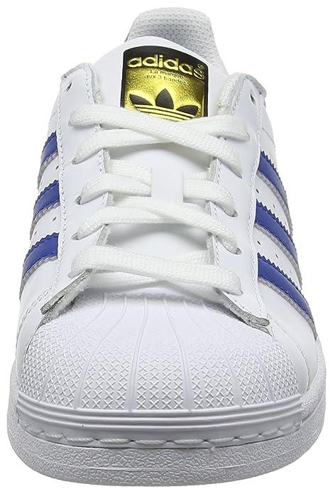 dbc98e099 adidas Superstar Foundation J - Zapatillas de deporte infantil unisex   Amazon.es  Zapatos y complementos