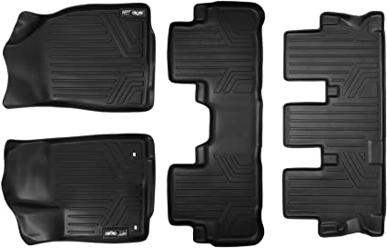 Black Lund 483201 Catch-All Xtreme Floor Covering Front