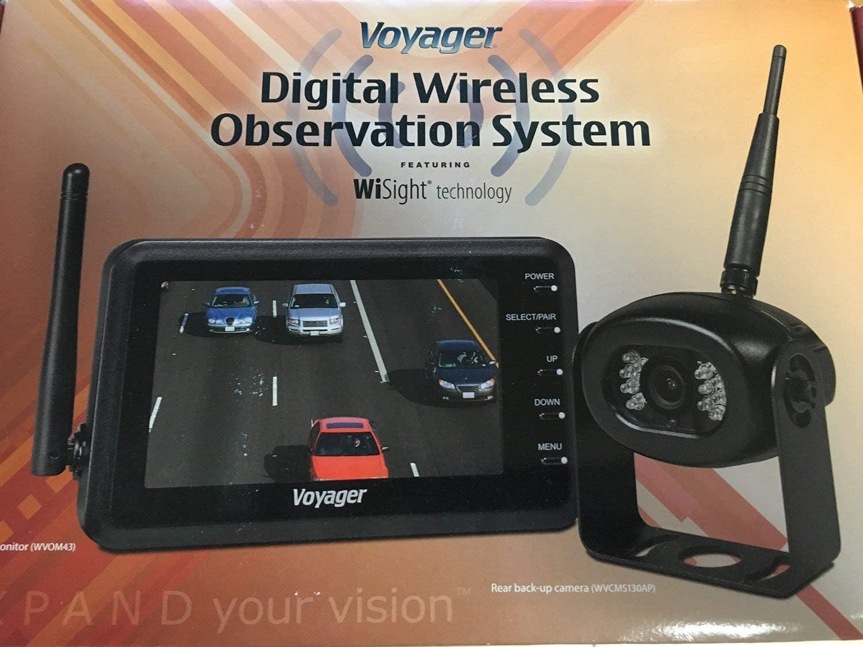 Voyager WVOS43 4.3
