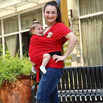 Echarpe de portage porte-bébé 4 en 1   porteur de bébé pour homme et ... e4c3bd9fbb3
