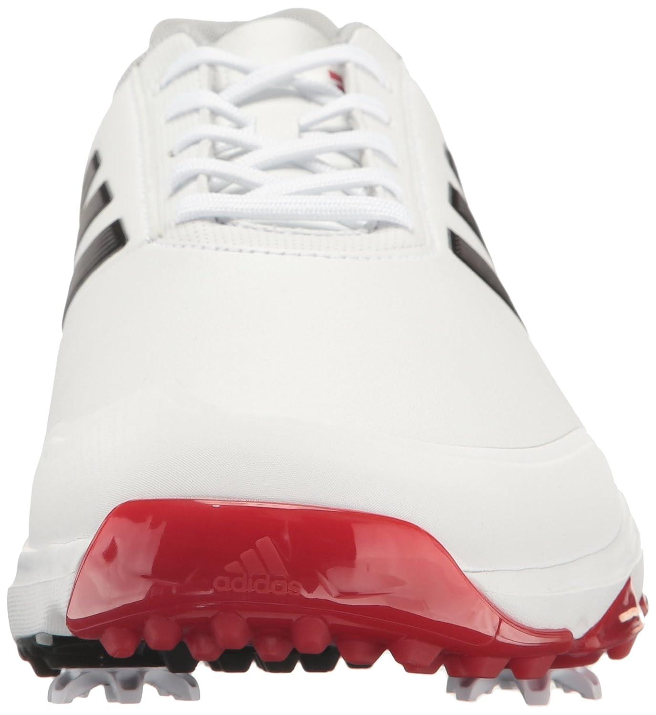 check out ea148 1ee79 Adidas Golf Adidas Bounce Golf-Shoes para hombre Blanco  negro  escarlata