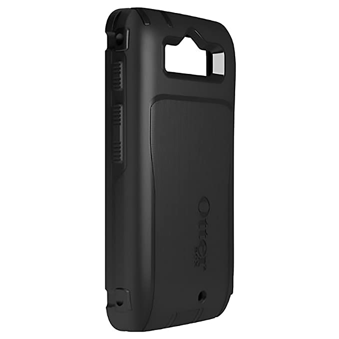 buy popular 74101 c944a OtterBox Defender Series Case for Motorola DROID Mini - Retail Packaging -  Black