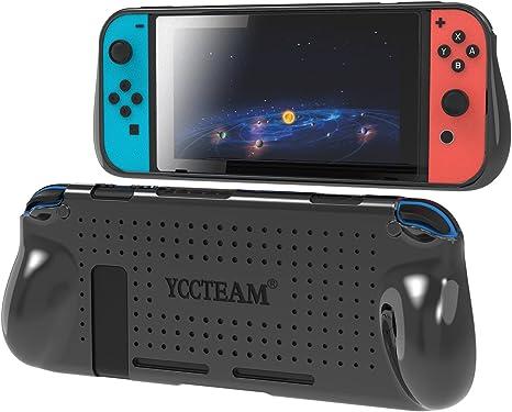 Nintendo - Carcasa protectora para Nintendo Switch, con absorción ...