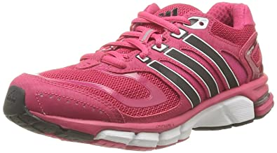 adidas Performance Womens Response Cushion 22-7 Running Shoes G97987 Vivid  Berry Black I 9f0470ccc