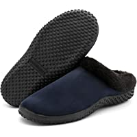 Hsyooes Zapatillas de Estar por casa para Mujer Hombres Antideslizante Interior Casa Caliente Slippers Pareja Zapatos…